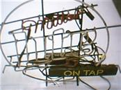 MILLER BREWING COMPANY NEON SIGN ON TAP